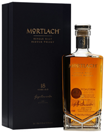 Mortlach Scotch Single Malt 18 Year 750ml